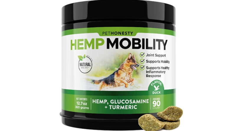 Hemp Supplements for Dogs