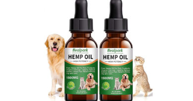 Hemp Oil for Dogs Cats